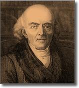 Portrait Christian Friedrich Samuel Hahnemann
